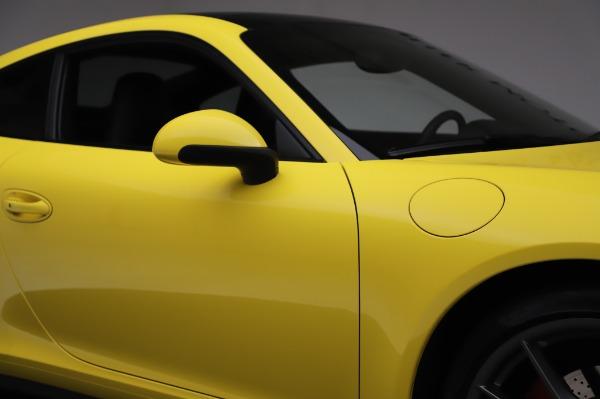 Used 2013 Porsche 911 Carrera 4S for sale $74,900 at Maserati of Westport in Westport CT 06880 28
