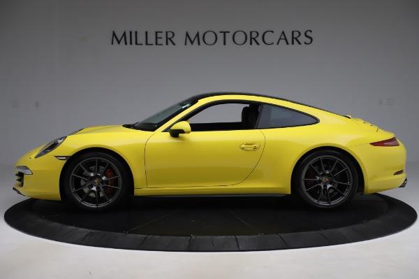 Used 2013 Porsche 911 Carrera 4S for sale $74,900 at Maserati of Westport in Westport CT 06880 3