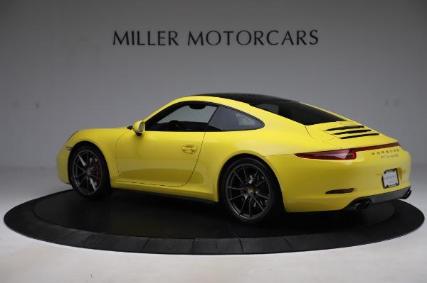 Used 2013 Porsche 911 Carrera 4S for sale $74,900 at Maserati of Westport in Westport CT 06880 4