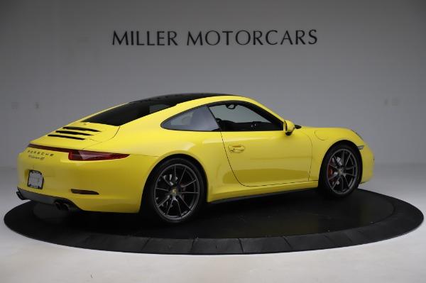 Used 2013 Porsche 911 Carrera 4S for sale $74,900 at Maserati of Westport in Westport CT 06880 8