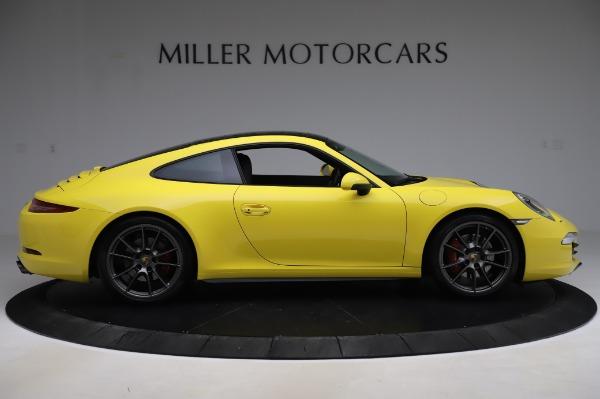 Used 2013 Porsche 911 Carrera 4S for sale $74,900 at Maserati of Westport in Westport CT 06880 9