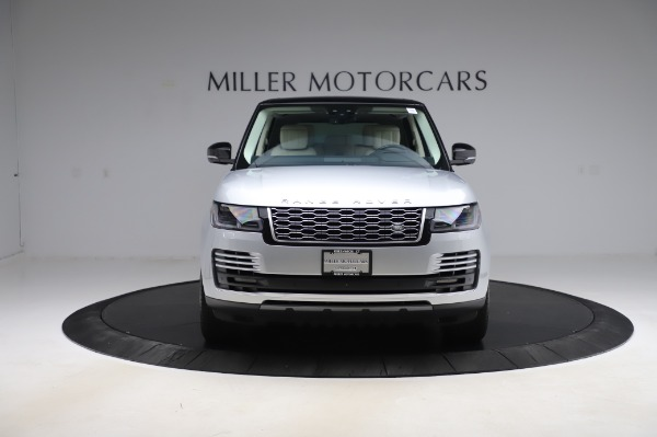 Used 2019 Land Rover Range Rover Supercharged LWB for sale Sold at Maserati of Westport in Westport CT 06880 12