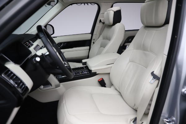 Used 2019 Land Rover Range Rover Supercharged LWB for sale Sold at Maserati of Westport in Westport CT 06880 15