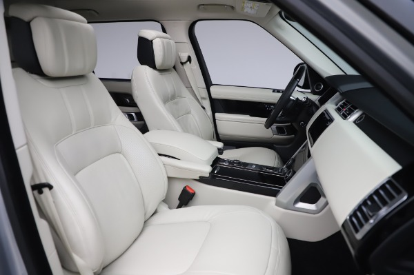 Used 2019 Land Rover Range Rover Supercharged LWB for sale Sold at Maserati of Westport in Westport CT 06880 22