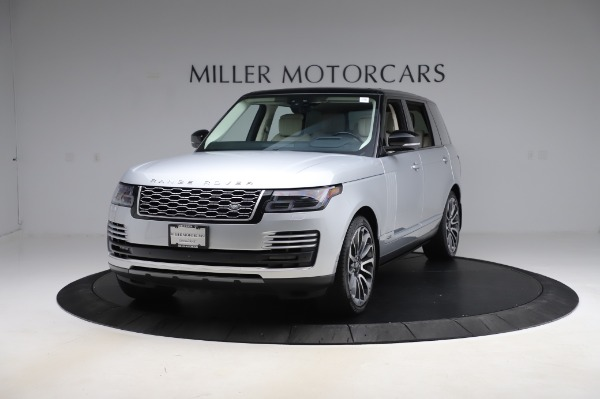 Used 2019 Land Rover Range Rover Supercharged LWB for sale Sold at Maserati of Westport in Westport CT 06880 1