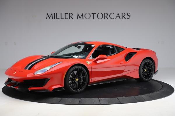 Used 2020 Ferrari 488 Pista for sale $439,900 at Maserati of Westport in Westport CT 06880 2