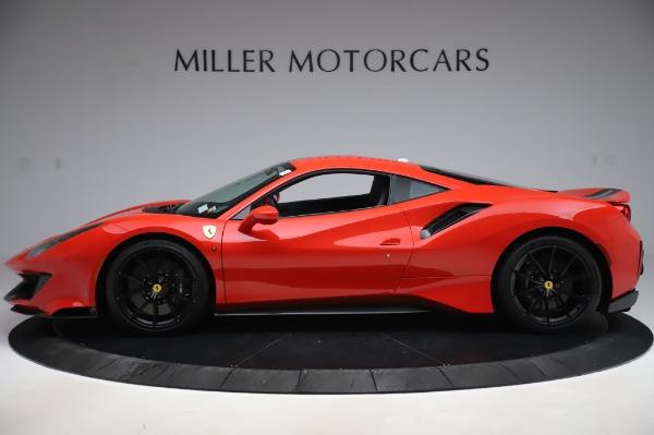 Used 2020 Ferrari 488 Pista for sale $439,900 at Maserati of Westport in Westport CT 06880 3