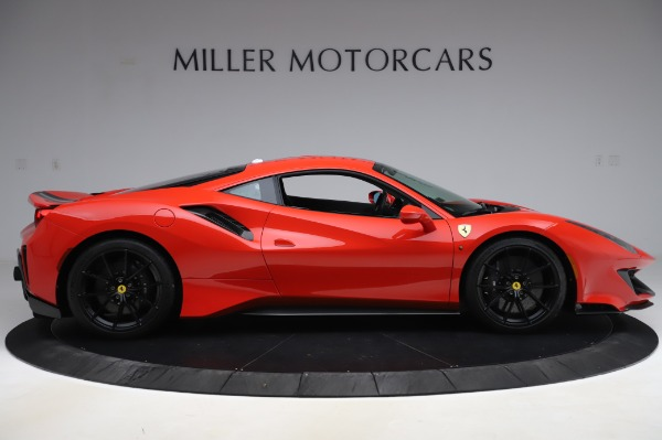 Used 2020 Ferrari 488 Pista for sale $439,900 at Maserati of Westport in Westport CT 06880 9