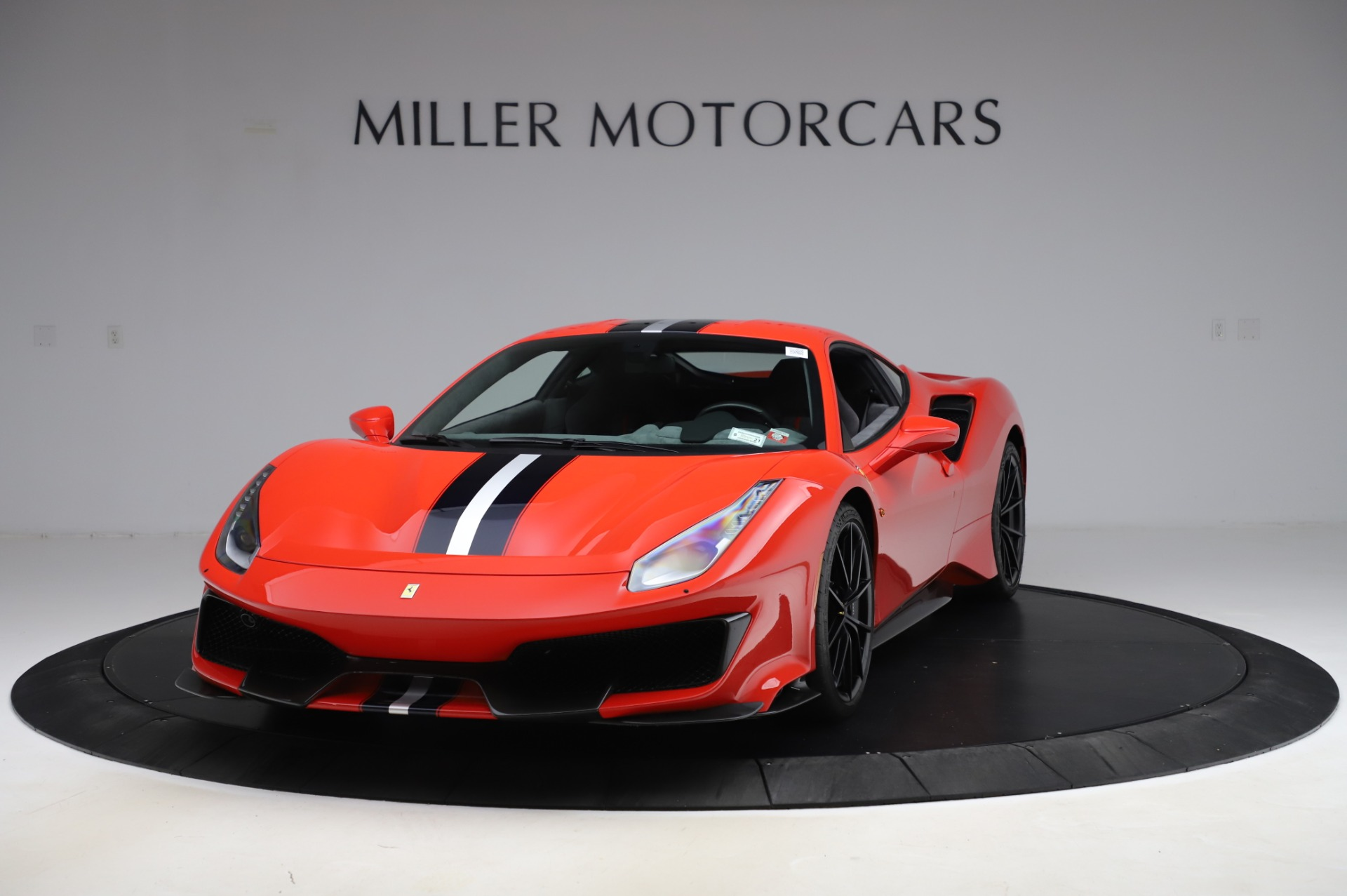 Used 2020 Ferrari 488 Pista for sale $439,900 at Maserati of Westport in Westport CT 06880 1