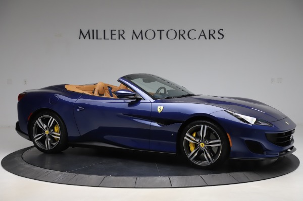 Used 2019 Ferrari Portofino for sale Sold at Maserati of Westport in Westport CT 06880 10