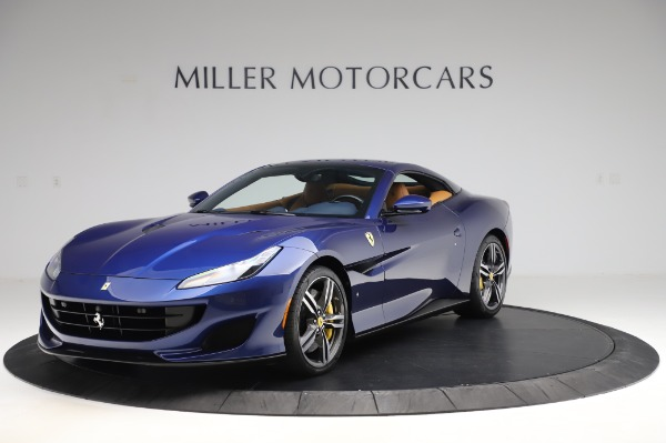 Used 2019 Ferrari Portofino for sale Sold at Maserati of Westport in Westport CT 06880 13