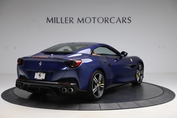 Used 2019 Ferrari Portofino for sale Sold at Maserati of Westport in Westport CT 06880 16