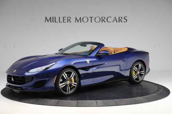Used 2019 Ferrari Portofino for sale Sold at Maserati of Westport in Westport CT 06880 2