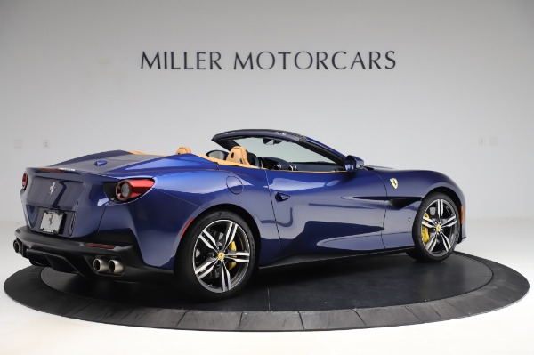 Used 2019 Ferrari Portofino for sale Sold at Maserati of Westport in Westport CT 06880 8