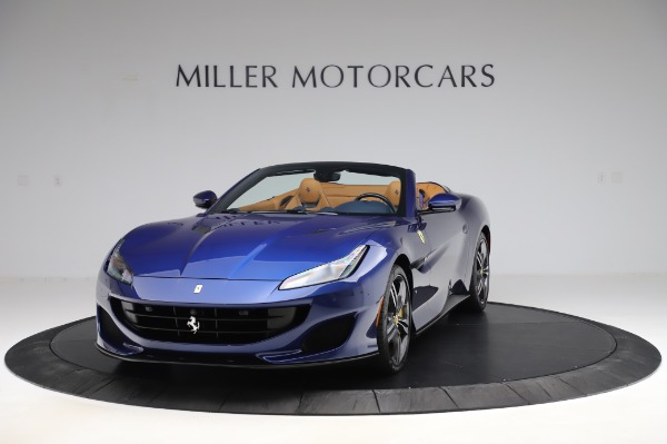 Used 2019 Ferrari Portofino for sale Sold at Maserati of Westport in Westport CT 06880 1