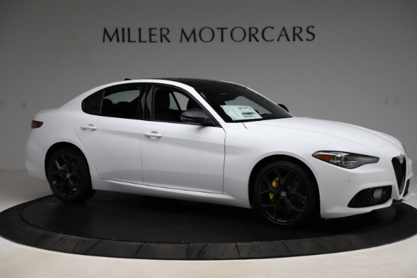 New 2020 Alfa Romeo Giulia Sport Q4 for sale $45,345 at Maserati of Westport in Westport CT 06880 10