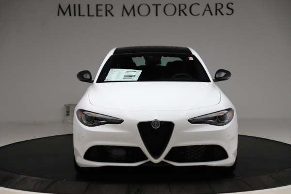 New 2020 Alfa Romeo Giulia Sport Q4 for sale $45,345 at Maserati of Westport in Westport CT 06880 12