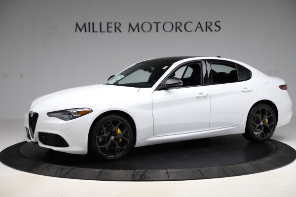 New 2020 Alfa Romeo Giulia Sport Q4 for sale $45,345 at Maserati of Westport in Westport CT 06880 2