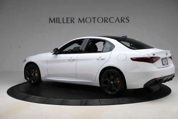 New 2020 Alfa Romeo Giulia Sport Q4 for sale $45,345 at Maserati of Westport in Westport CT 06880 4