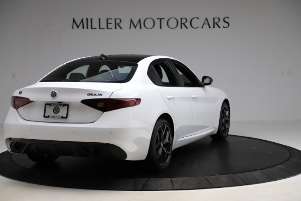 New 2020 Alfa Romeo Giulia Sport Q4 for sale $45,345 at Maserati of Westport in Westport CT 06880 7