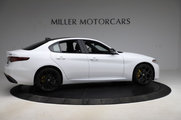 New 2020 Alfa Romeo Giulia Sport Q4 for sale $45,345 at Maserati of Westport in Westport CT 06880 8