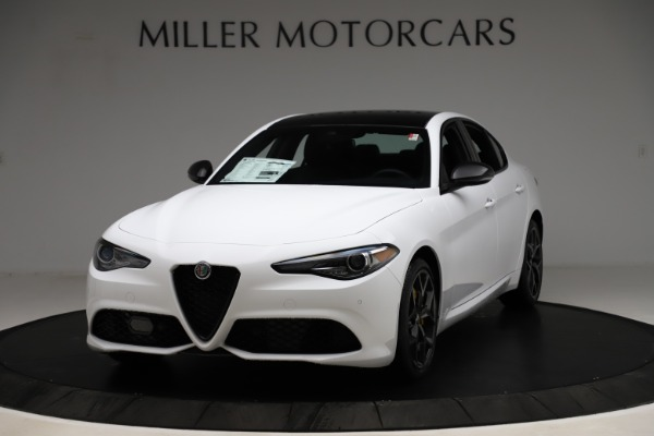 New 2020 Alfa Romeo Giulia Sport Q4 for sale $45,345 at Maserati of Westport in Westport CT 06880 1