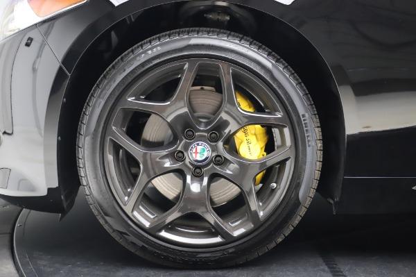 New 2020 Alfa Romeo Giulia Sport Q4 for sale $48,895 at Maserati of Westport in Westport CT 06880 14