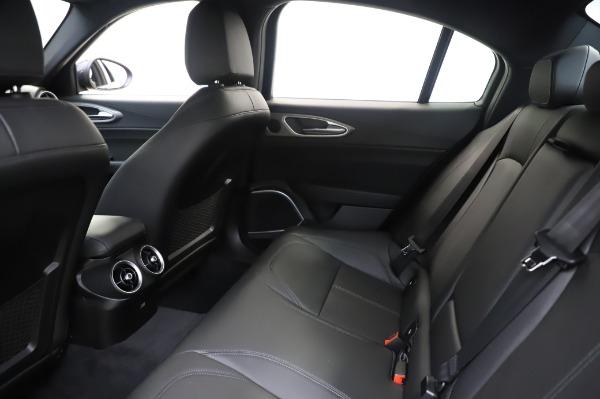 New 2020 Alfa Romeo Giulia Sport Q4 for sale $48,895 at Maserati of Westport in Westport CT 06880 18