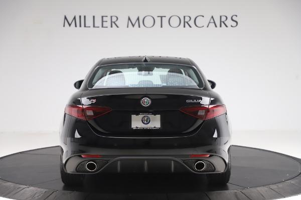 New 2020 Alfa Romeo Giulia Sport Q4 for sale $48,895 at Maserati of Westport in Westport CT 06880 6