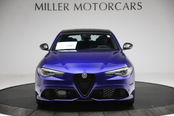 New 2020 Alfa Romeo Giulia Ti Sport Q4 for sale $47,995 at Maserati of Westport in Westport CT 06880 12