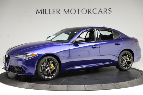 New 2020 Alfa Romeo Giulia Ti Sport Q4 for sale $52,995 at Maserati of Westport in Westport CT 06880 2