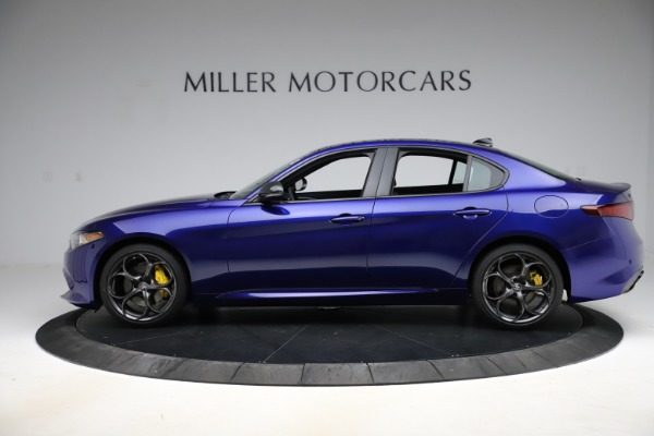 New 2020 Alfa Romeo Giulia Ti Sport Q4 for sale $47,995 at Maserati of Westport in Westport CT 06880 3