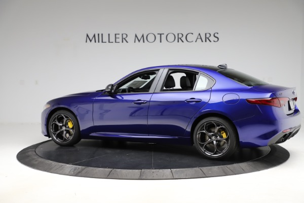 New 2020 Alfa Romeo Giulia Ti Sport Q4 for sale $47,995 at Maserati of Westport in Westport CT 06880 4