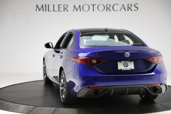New 2020 Alfa Romeo Giulia Ti Sport Q4 for sale $47,995 at Maserati of Westport in Westport CT 06880 5