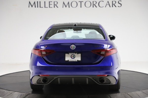 New 2020 Alfa Romeo Giulia Ti Sport Q4 for sale $47,995 at Maserati of Westport in Westport CT 06880 6