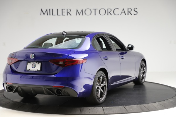 New 2020 Alfa Romeo Giulia Ti Sport Q4 for sale $47,995 at Maserati of Westport in Westport CT 06880 7