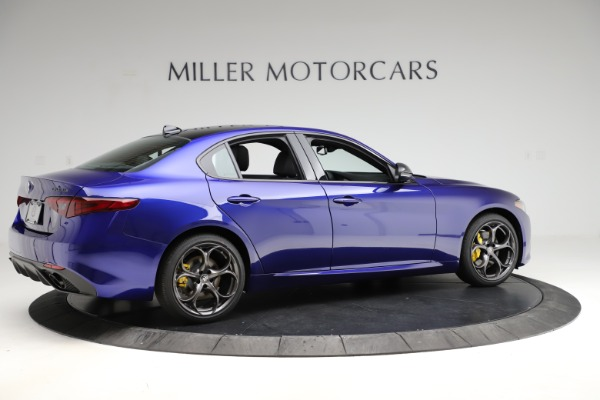 New 2020 Alfa Romeo Giulia Ti Sport Q4 for sale $47,995 at Maserati of Westport in Westport CT 06880 8