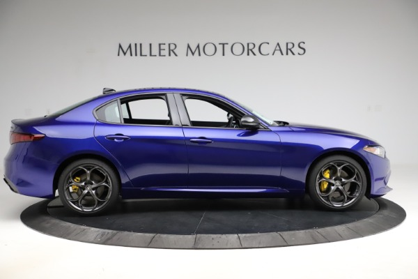 New 2020 Alfa Romeo Giulia Ti Sport Q4 for sale $47,995 at Maserati of Westport in Westport CT 06880 9