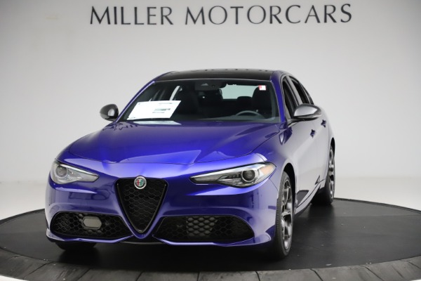 New 2020 Alfa Romeo Giulia Ti Sport Q4 for sale $52,995 at Maserati of Westport in Westport CT 06880 1