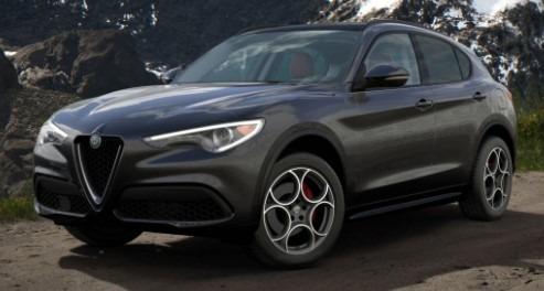 New 2020 Alfa Romeo Stelvio Sport Q4 for sale $51,245 at Maserati of Westport in Westport CT 06880 1