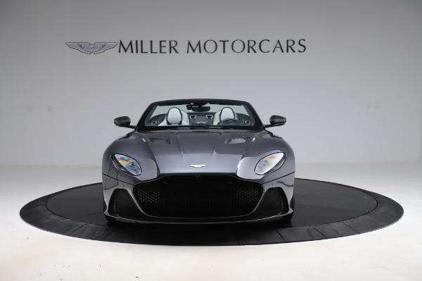 Used 2020 Aston Martin DBS Superleggera Volante for sale Sold at Maserati of Westport in Westport CT 06880 11