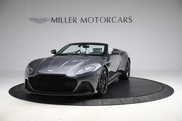 Used 2020 Aston Martin DBS Superleggera Volante for sale Sold at Maserati of Westport in Westport CT 06880 12