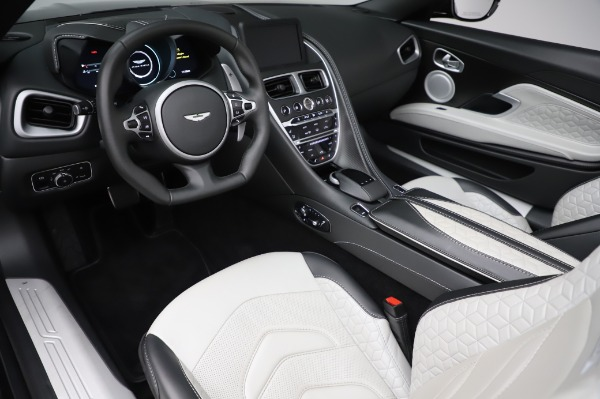 Used 2020 Aston Martin DBS Superleggera Volante for sale Sold at Maserati of Westport in Westport CT 06880 13