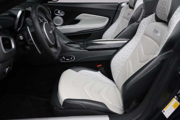 Used 2020 Aston Martin DBS Superleggera Volante for sale Sold at Maserati of Westport in Westport CT 06880 14