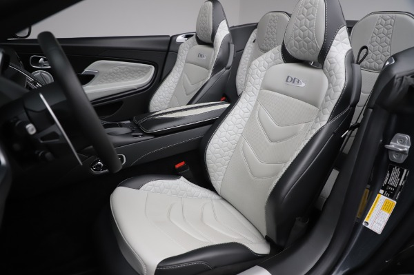 Used 2020 Aston Martin DBS Superleggera Volante for sale Sold at Maserati of Westport in Westport CT 06880 15