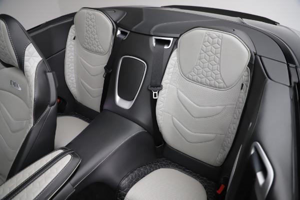 Used 2020 Aston Martin DBS Superleggera Volante for sale Sold at Maserati of Westport in Westport CT 06880 16