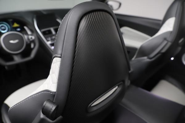Used 2020 Aston Martin DBS Superleggera Volante for sale Sold at Maserati of Westport in Westport CT 06880 17