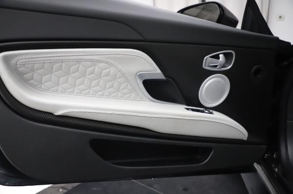 Used 2020 Aston Martin DBS Superleggera Volante for sale Sold at Maserati of Westport in Westport CT 06880 18