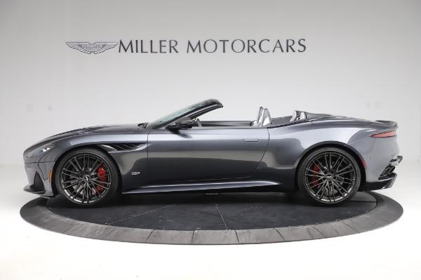 Used 2020 Aston Martin DBS Superleggera Volante for sale Sold at Maserati of Westport in Westport CT 06880 2