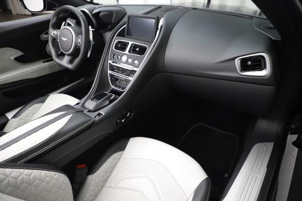 Used 2020 Aston Martin DBS Superleggera for sale $329,900 at Maserati of Westport in Westport CT 06880 21